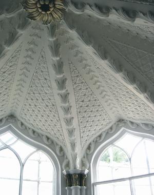 Dædalus Conservation, Repair, Replacement Plasterwork